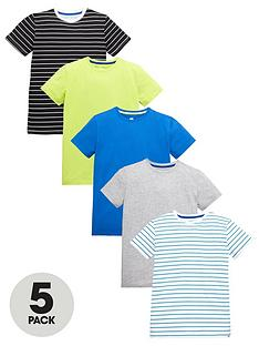 v-by-very-5-packs-t039s-with-stripe