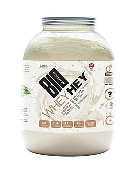 Bio Synergy  Whey Hey - Brazilian Coffee
