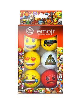 Emoji Emoji Golf Balls Picture