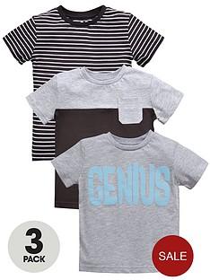 mini-v-by-very-toddler-boys-3pk-genius-tees