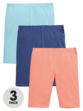 mini-v-by-very-toddler-girls-cycling-shorts-3-pack
