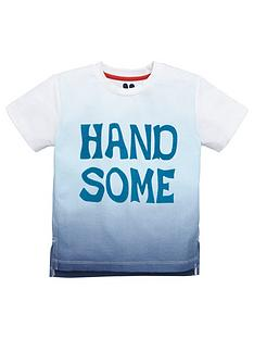 mini-v-by-very-toddler-boys-handsome-slogan-dip-dyed-tee