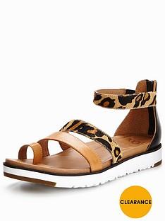ugg-mina-leopard-multistrap-sandal