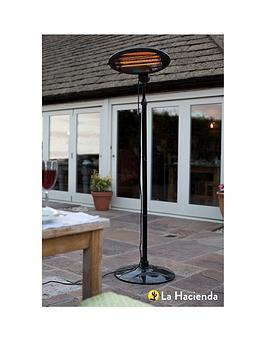 la-hacienda-standing-patio-heater-2000w