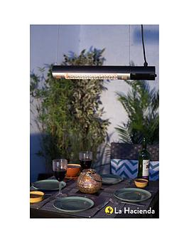 La Hacienda Single WallCeiling Mounted Heater 1500W