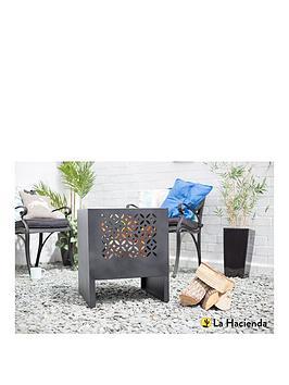 La Hacienda Casablanca Decorative Fire Basket