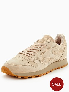 reebok-cl-leather-tdcnbsp--oatmealnbsp