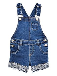 mini-v-by-very-toddler-girls-embroided-denim-crop-dungaree