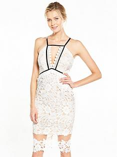 v-by-very-lace-mesh-midi-dress