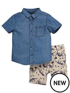 mini-v-by-very-toddler-boys-denim-shirt-amp-printed-short-set