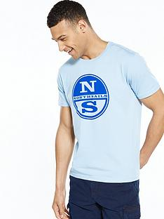 north-sails-logo-t-shirt
