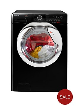 hoover-dxcc48b3-dynamic-next-classic-8kg-load-1400-spin-washing-machine-black