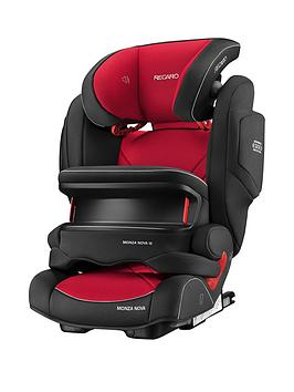Recaro Monza Nova IS Group 123 Car Seat