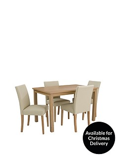 primo-120-cm-dining-table-4-faux-leather-chairs
