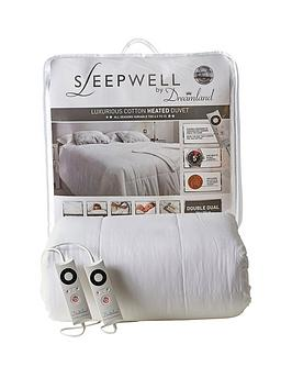 dreamland-sleepwell-intelliheat-cotton-heated-duvet-variable-65-to-15-tog