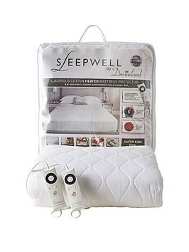 dreamland-sleepwell-intelliheat-electric-cotton-mattress-cover