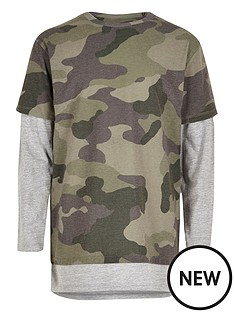 river-island-boys-khaki-camo-layered-t-shirt