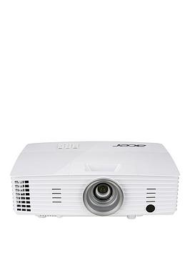 Acer P1185 3D Home Entertainment Projector Svga 3300 Lumens 200001