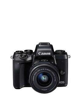 Canon Eos M5 Camera With 1545Mm Lens