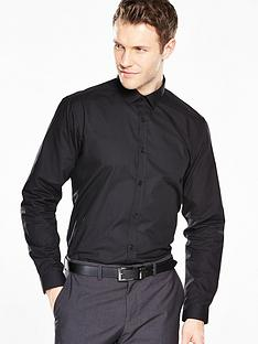 v-by-very-long-sleeve-tailored-shirt-black