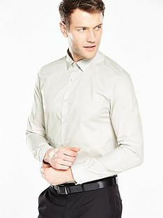 v-by-very-long-sleeve-slim-shirt-grey