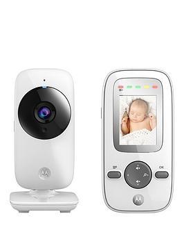 Motorola Motorola Baby Monitor Mbp481 Digital Wireless Video Baby Monitor Picture