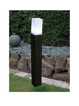 Paroh Led Clear Rattan Light Tall
