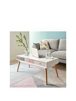 Very Orla Blush Coffee Table Picture