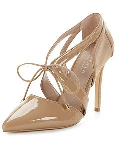 carvela-loopy-mesh-tie-court