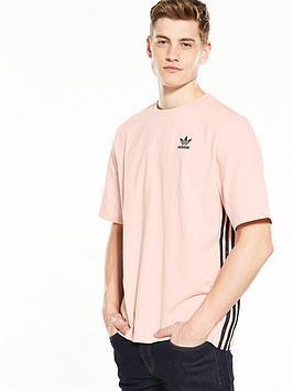Adidas Originals Adidas Originals Ornamental Block Boxy TShirt