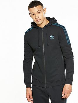Adidas Originals Adidas Originals Ornamental Block Full Zip Hoody