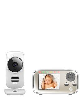 motorola-baby-monitor-mbp483-digital-wireless-video-baby-monitor