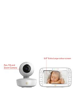 Motorola Baby Monitor Mbp50 Digital Video Monitor