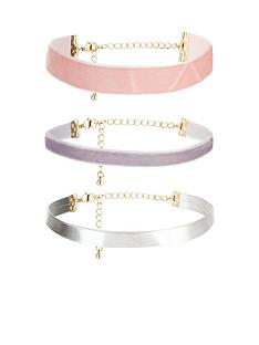 v-by-very-3-pack-velvet-amp-metallic-chokers