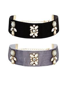 v-by-very-2-pack-jewelled-chokers