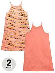 v-by-very-girls-tie-dye-dresses-2-pack