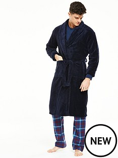 harvey-james-harvey-james-fleece-robe