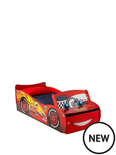 worlds-apart-cars-toddler-feature-bed