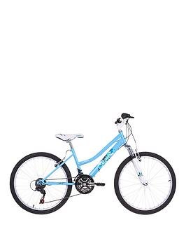Extreme By Raleigh Roma Girls Mountain Bike 14 Inch Frame