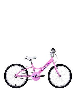 Extreme By Raleigh Wave Girls Mountain Bike 10 Inch Frame