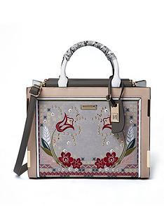river-island-river-island-western-stud-and-embroidered-tote