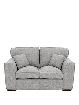 Very Rio Fabric 2 Seater Standard Back Sofa Picture