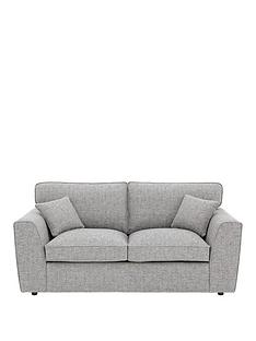Rio Standard Back Fabric Sofa Bed
