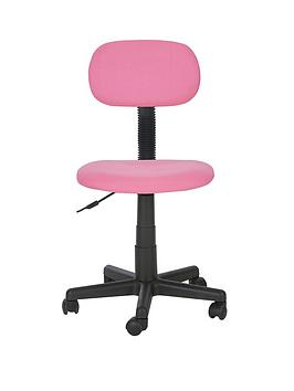 Very Gas Lift Office Chair - Pink Picture