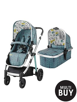 cosatto-wow-pushchair-amp-carrycot-fjord