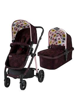 cosatto-wow-pushchair-amp-carrycot-posy