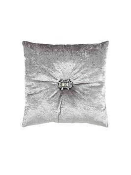 Very Amelie Crushed Velvet Cushion Picture