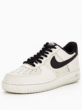Nike Air Force 1 07  GreyBlack