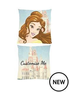 disney-belle-personalised-40cm-cushion