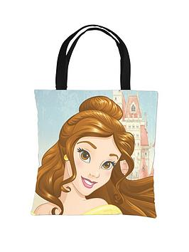 disney-belle-personalised-tote-bag